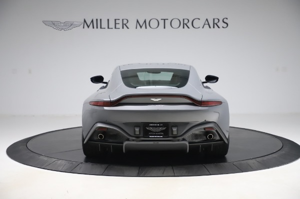 New 2020 Aston Martin Vantage Coupe for sale $165,381 at Maserati of Westport in Westport CT 06880 6