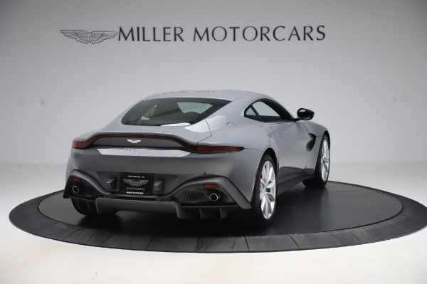 New 2020 Aston Martin Vantage Coupe for sale $165,381 at Maserati of Westport in Westport CT 06880 7