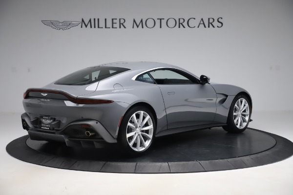 New 2020 Aston Martin Vantage Coupe for sale $165,381 at Maserati of Westport in Westport CT 06880 8