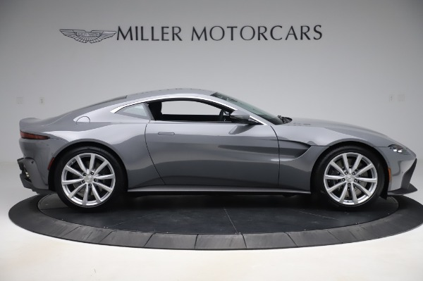 New 2020 Aston Martin Vantage Coupe for sale $165,381 at Maserati of Westport in Westport CT 06880 9