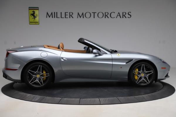 Used 2017 Ferrari California T for sale Sold at Maserati of Westport in Westport CT 06880 9