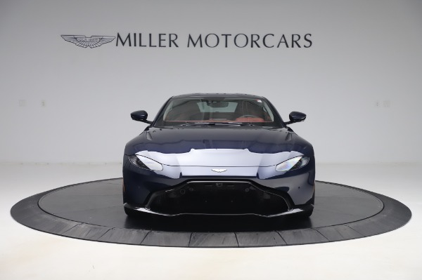 New 2020 Aston Martin Vantage Coupe for sale $177,481 at Maserati of Westport in Westport CT 06880 11