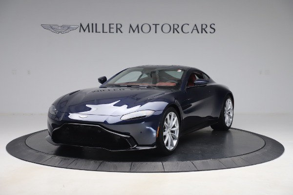 New 2020 Aston Martin Vantage Coupe for sale $177,481 at Maserati of Westport in Westport CT 06880 12