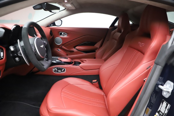 New 2020 Aston Martin Vantage Coupe for sale $177,481 at Maserati of Westport in Westport CT 06880 13