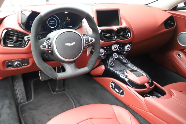 New 2020 Aston Martin Vantage Coupe for sale $177,481 at Maserati of Westport in Westport CT 06880 14