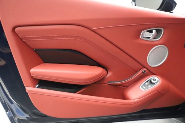 New 2020 Aston Martin Vantage for sale $177,481 at Maserati of Westport in Westport CT 06880 17