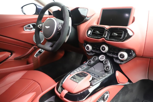 New 2020 Aston Martin Vantage Coupe for sale $177,481 at Maserati of Westport in Westport CT 06880 18
