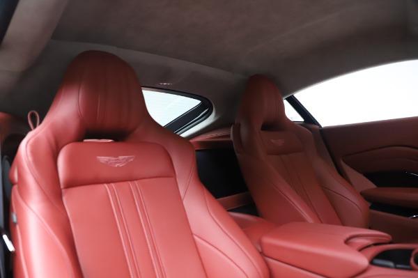 New 2020 Aston Martin Vantage for sale $177,481 at Maserati of Westport in Westport CT 06880 19