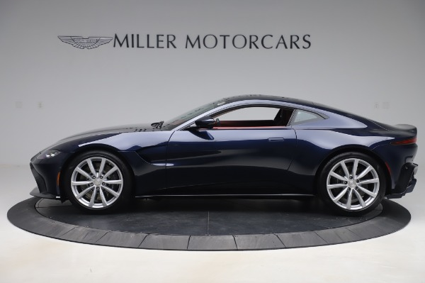 New 2020 Aston Martin Vantage Coupe for sale $177,481 at Maserati of Westport in Westport CT 06880 2