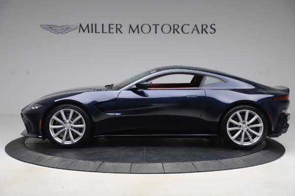 New 2020 Aston Martin Vantage for sale $177,481 at Maserati of Westport in Westport CT 06880 2