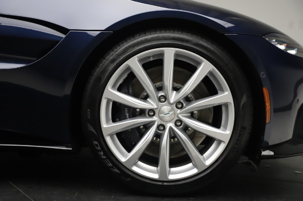 New 2020 Aston Martin Vantage Coupe for sale $177,481 at Maserati of Westport in Westport CT 06880 20