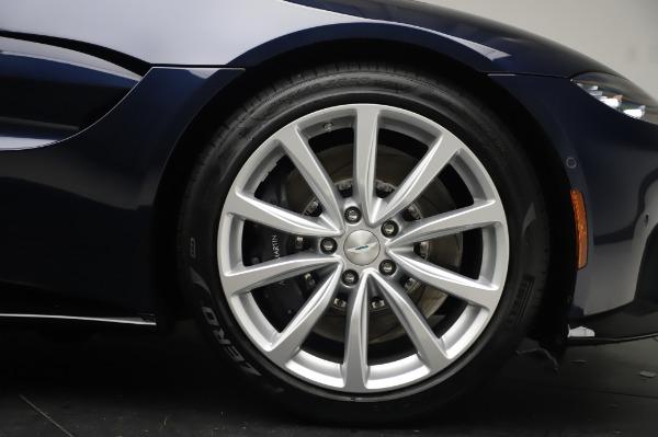 New 2020 Aston Martin Vantage for sale $177,481 at Maserati of Westport in Westport CT 06880 20