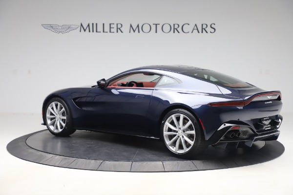 New 2020 Aston Martin Vantage Coupe for sale $177,481 at Maserati of Westport in Westport CT 06880 3