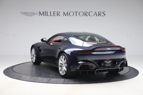 New 2020 Aston Martin Vantage Coupe for sale $177,481 at Maserati of Westport in Westport CT 06880 4