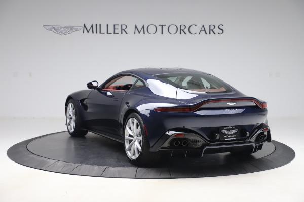 New 2020 Aston Martin Vantage for sale $177,481 at Maserati of Westport in Westport CT 06880 4