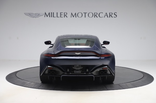New 2020 Aston Martin Vantage Coupe for sale $177,481 at Maserati of Westport in Westport CT 06880 5