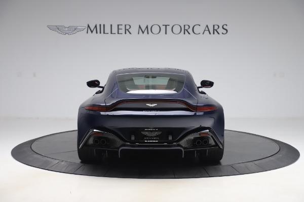 New 2020 Aston Martin Vantage for sale $177,481 at Maserati of Westport in Westport CT 06880 5