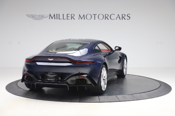 New 2020 Aston Martin Vantage Coupe for sale $177,481 at Maserati of Westport in Westport CT 06880 6