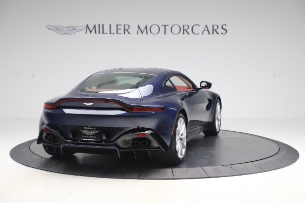 New 2020 Aston Martin Vantage for sale $177,481 at Maserati of Westport in Westport CT 06880 6