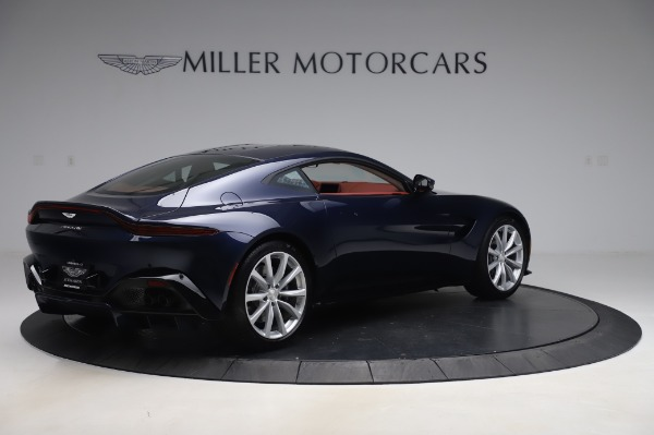 New 2020 Aston Martin Vantage Coupe for sale $177,481 at Maserati of Westport in Westport CT 06880 7