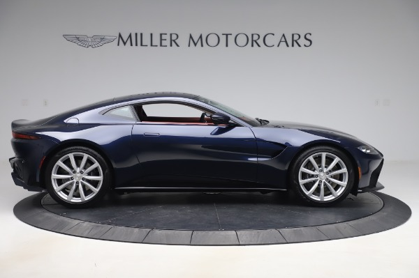 New 2020 Aston Martin Vantage Coupe for sale $177,481 at Maserati of Westport in Westport CT 06880 8