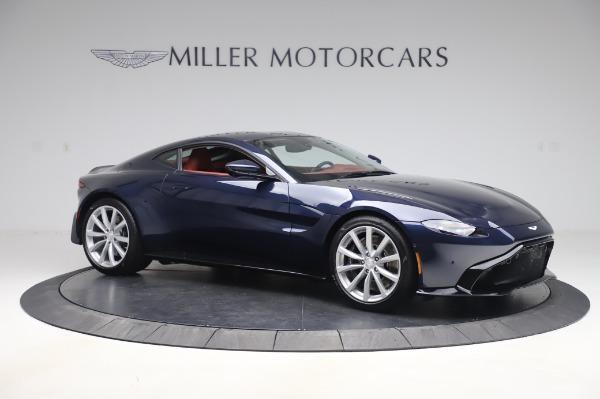 New 2020 Aston Martin Vantage for sale $177,481 at Maserati of Westport in Westport CT 06880 9