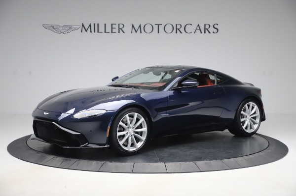 New 2020 Aston Martin Vantage Coupe for sale $177,481 at Maserati of Westport in Westport CT 06880 1