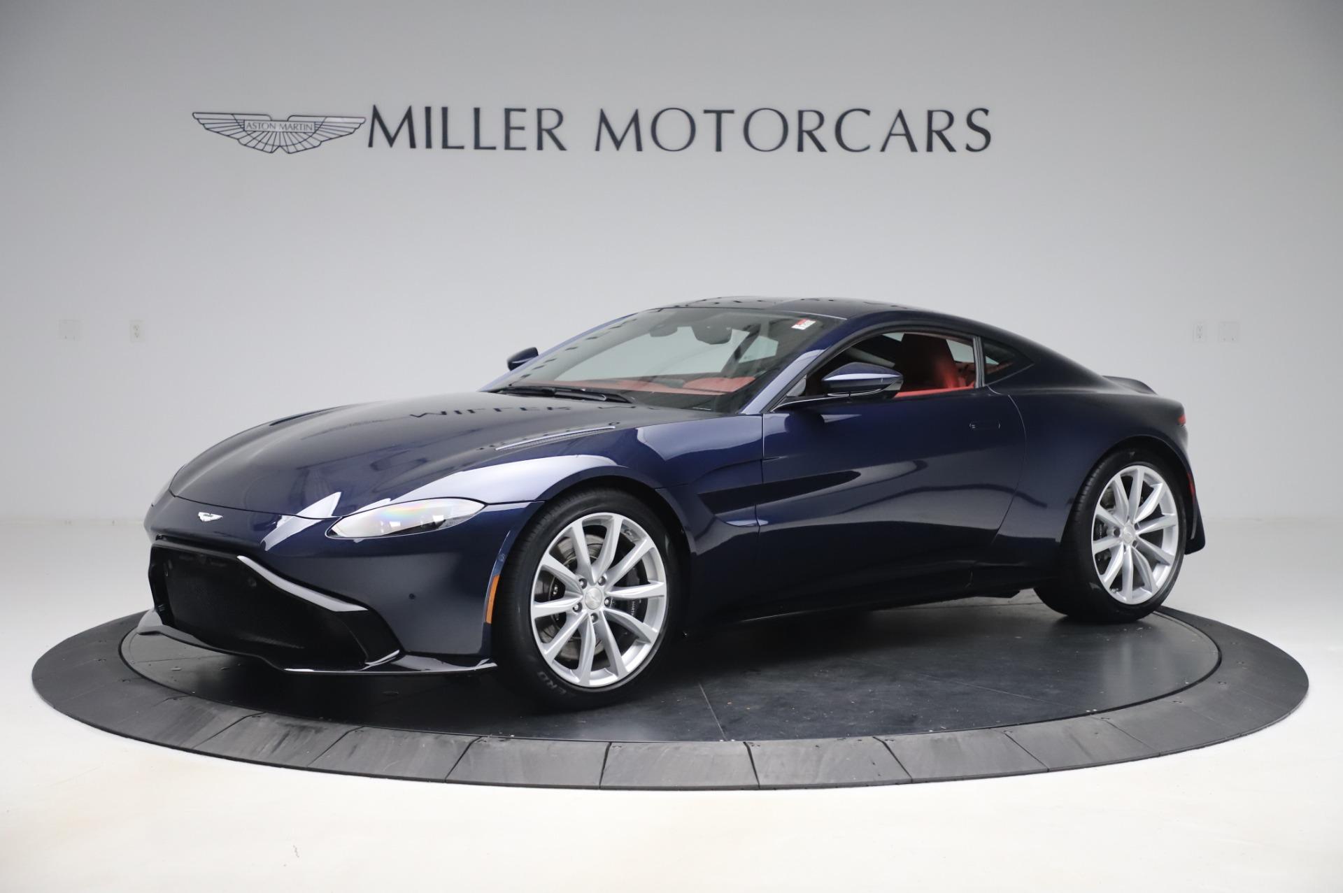 New 2020 Aston Martin Vantage for sale $177,481 at Maserati of Westport in Westport CT 06880 1