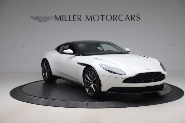 New 2020 Aston Martin DB11 V8 for sale $233,266 at Maserati of Westport in Westport CT 06880 10