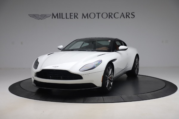 New 2020 Aston Martin DB11 V8 for sale $233,266 at Maserati of Westport in Westport CT 06880 12