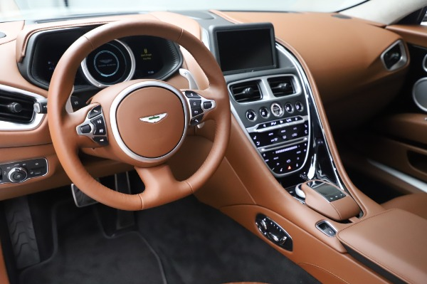 New 2020 Aston Martin DB11 V8 for sale $233,266 at Maserati of Westport in Westport CT 06880 14
