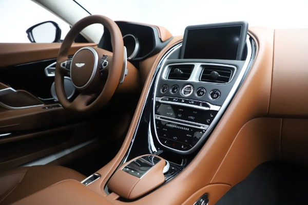 New 2020 Aston Martin DB11 V8 for sale Sold at Maserati of Westport in Westport CT 06880 18