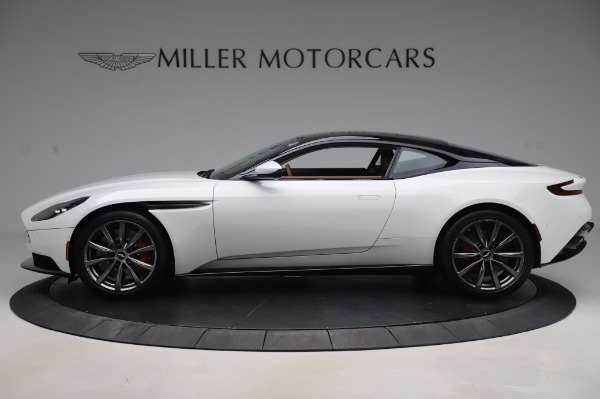 New 2020 Aston Martin DB11 V8 for sale $233,266 at Maserati of Westport in Westport CT 06880 2