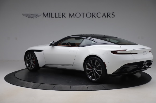 New 2020 Aston Martin DB11 V8 Coupe for sale $233,266 at Maserati of Westport in Westport CT 06880 3