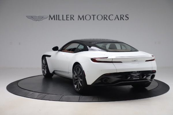 New 2020 Aston Martin DB11 V8 Coupe for sale $233,266 at Maserati of Westport in Westport CT 06880 4