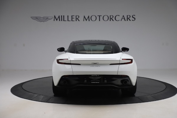 New 2020 Aston Martin DB11 V8 Coupe for sale $233,266 at Maserati of Westport in Westport CT 06880 5