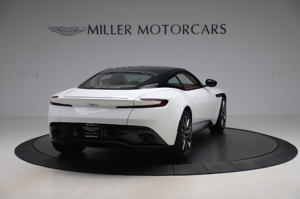 New 2020 Aston Martin DB11 V8 Coupe for sale $233,266 at Maserati of Westport in Westport CT 06880 6