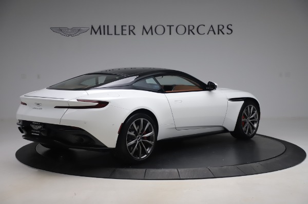 New 2020 Aston Martin DB11 V8 for sale $233,266 at Maserati of Westport in Westport CT 06880 7
