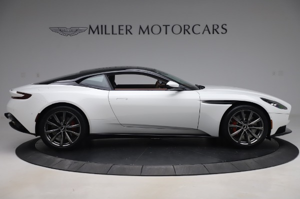 New 2020 Aston Martin DB11 V8 Coupe for sale $233,266 at Maserati of Westport in Westport CT 06880 8