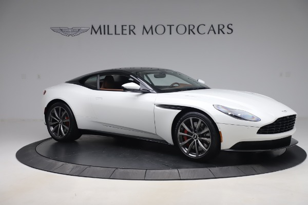 New 2020 Aston Martin DB11 V8 Coupe for sale $233,266 at Maserati of Westport in Westport CT 06880 9