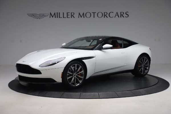 New 2020 Aston Martin DB11 V8 for sale $233,266 at Maserati of Westport in Westport CT 06880 1