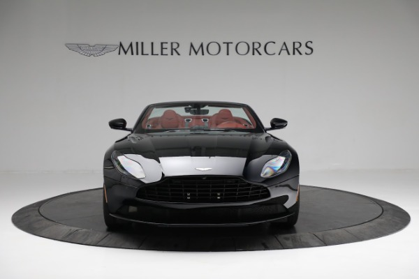 New 2020 Aston Martin DB11 Volante Convertible for sale $247,386 at Maserati of Westport in Westport CT 06880 12