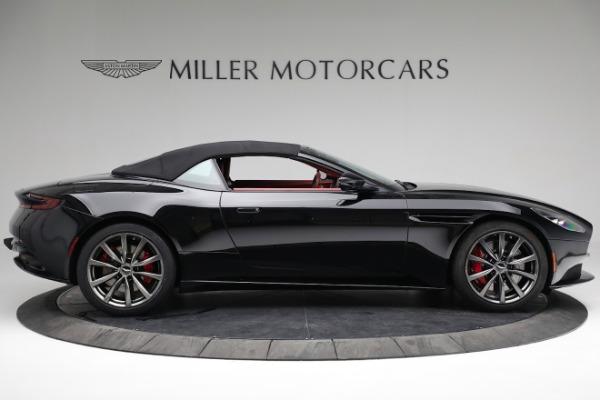 New 2020 Aston Martin DB11 Volante Convertible for sale $247,386 at Maserati of Westport in Westport CT 06880 17
