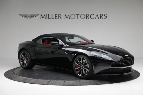 New 2020 Aston Martin DB11 Volante Convertible for sale $247,386 at Maserati of Westport in Westport CT 06880 18