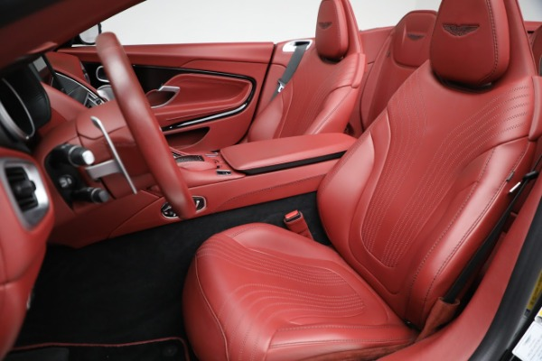 New 2020 Aston Martin DB11 Volante Convertible for sale $247,386 at Maserati of Westport in Westport CT 06880 22