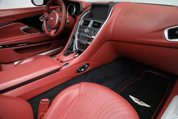 New 2020 Aston Martin DB11 Volante Convertible for sale $247,386 at Maserati of Westport in Westport CT 06880 24