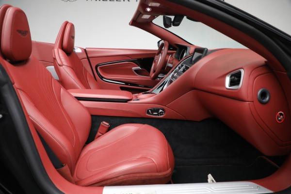 New 2020 Aston Martin DB11 Volante Convertible for sale $247,386 at Maserati of Westport in Westport CT 06880 25