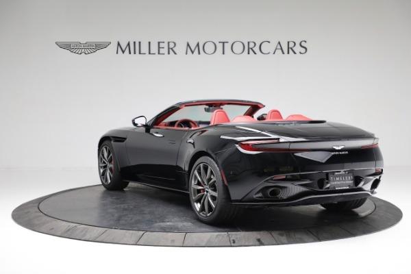 New 2020 Aston Martin DB11 Volante Convertible for sale $247,386 at Maserati of Westport in Westport CT 06880 4