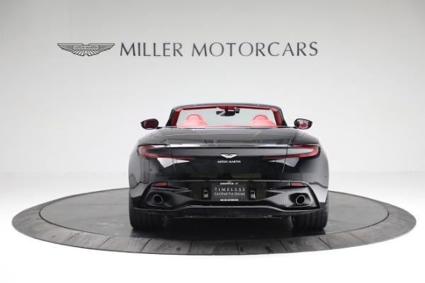 New 2020 Aston Martin DB11 Volante Convertible for sale $247,386 at Maserati of Westport in Westport CT 06880 5