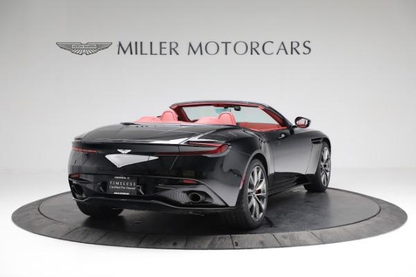 New 2020 Aston Martin DB11 Volante Convertible for sale $247,386 at Maserati of Westport in Westport CT 06880 6